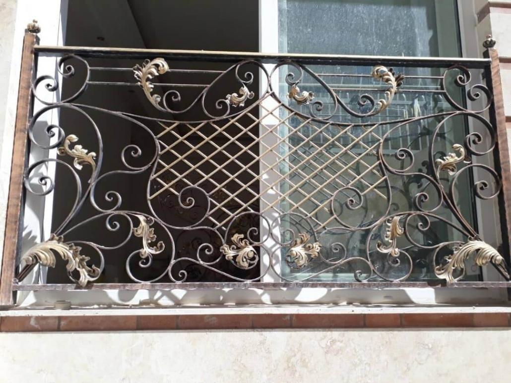 حفاظ پنجره نرده پنجره قیمت نرده پنجره